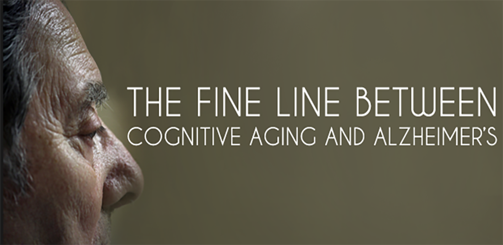 cognitive aging or alzheimers